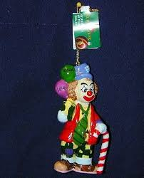 circus ornaments collection on ebay