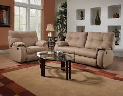 Leather Chair And Half Design Ideas Furniture Elegant Beige Leather Chair And A Half Recliner With