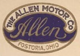 The Allen Motor Car Co.,