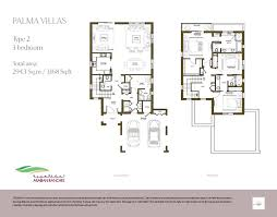 Mall Of The Emirates Floor Plan Palma In Arabian Ranches Emaar Properties