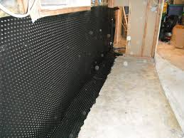exterior basement waterproofing products home design