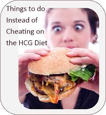 things to do instead of cheating on the hcg diet hcg recipes