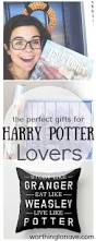 the perfect gifts for harry potter fans a good book pinterest
