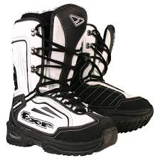 men u0027s fxr octane sx boots 131294 snowmobile clothing at