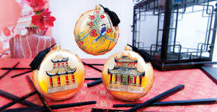 ornament gift ideas for asian new year asian ornaments ornaments