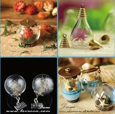 glass candle covers glass balls decoration blank glass