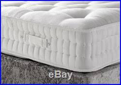 organic memory foam mattress double