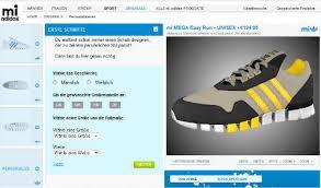 selber designen schuhe selbst designen mit nike und adidas