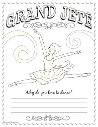 ballerina coloring pages for kids http fullcoloring com