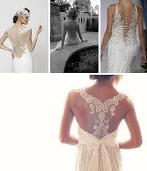 Back Portrait - illusion or portrait back wedding dresses