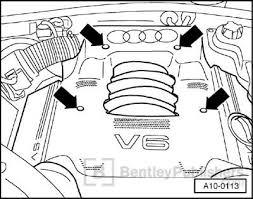 2011 audi a4 maintenance schedule 1996 2001 audi a4 s4 changing spark plugs tech bentley