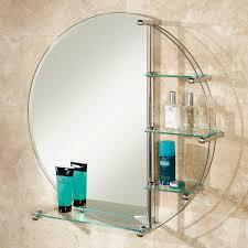 Bathroom Mirror And Shelf Bathroom Mirror With Shelf Useful Reviews Of Shower Stalls