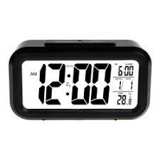 alarm clock that wakes you up during light sleep moyo optically controlled liquid crystal device alarm clock night