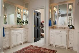 Medallion Bathroom Cabinets by Medallion Doors Bathroom Traditional With Black Door Wooden
