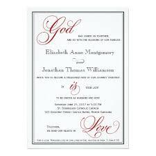 christian wedding invitations god is christian wedding invitations christian wedding
