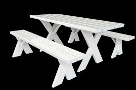 heavy duty round picnic table furniture high vinyl picnic tables superior plactic products