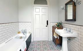 original bathroom tiles 4 bedroom choosing the right size tiles for a small bathroom homes
