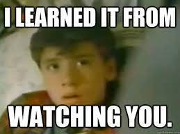 Watching You Meme - i learned it from watching you album on imgur
