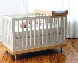 Baby Cribs With Changing Table Attached Baby Crib With Changing Table Medicaldigest Co