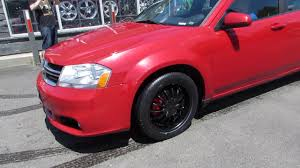 black 2012 dodge avenger 2012 dodge avenger 18 inch custom black rims tires