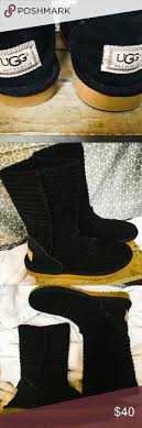 s gissella ugg boots ugg black boots with stud design 100 authentic black ugg boots