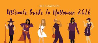 halloween 2016 her campus