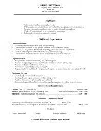 Babysitting On Resume Example by Sample Skill Resume Electrical Engineer Resume Sample 2015