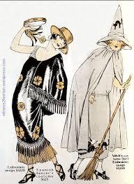 Halloween Costumes Spanish Dancer Halloween Costumes 1924 Spanish Dancer Witches Costumes