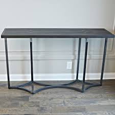 Black Foyer Table Black Iron Foyer Table Ebth