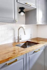 installing ikea kitchen cabinet handles an easy diy oversized hardware template a kitchen sneak