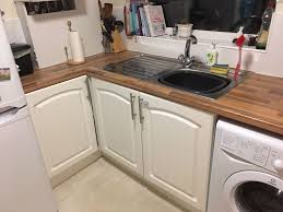 Second Hand Kitchen Furniture by Homebase Second Hand Kitchen Units 10 Cupboard Doors Worktops