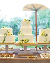 wedding cake murah buttercream cakes from real weddings martha stewart weddings