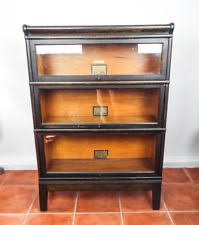 Bookcase Definition Antique Barrister Bookcase Ebay