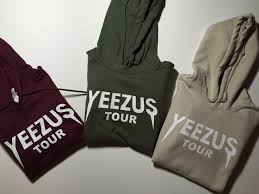 new yeezus tour hoodie kanye west hoodie fast shipping yeezus