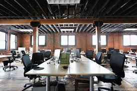 Open Floor Plan Office by The Future Of Office Space 5 Ways Office Spaces Are Changing