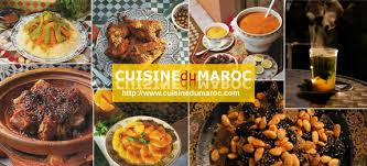 de cuisine marocaine marocaine