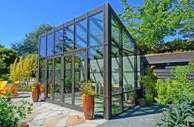 Modern Green House   10 gorgeous greenhouses to get you excited for spring modern