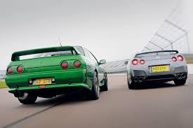 nissan gtr vs skyline vs gt r living legends auto express
