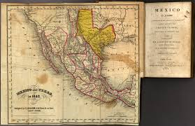 Road Map Of Mexico by
