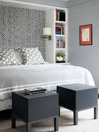 Bed Wallpaper Get 20 Wallpaper Headboard Ideas On Pinterest Without Signing Up