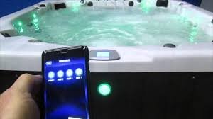 mercury grand marquis spa party tub 80 jets 3 pumps the spa