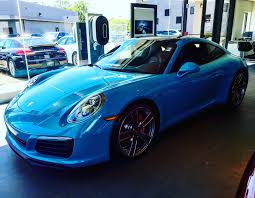 blue porsche 2017 2017 porsche 911 carrera 4s in miami blue 1000x900 carporn