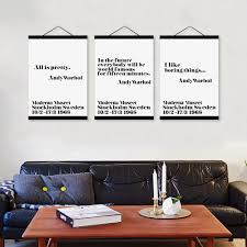 Home Decor Wall Posters Online Get Cheap Posters Hangers Aliexpress Com Alibaba Group