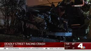 2 killed in fiery street racing crash nbc southern california