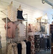 Shop Design Ideas For Clothing Wall Mounted Clothing Racks How To Use Them Effectively Http