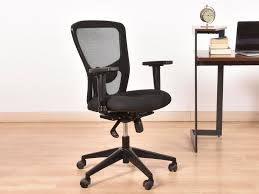 Used Office Chairs In Bangalore Felipe Adjustable Office Chair By Transteel Buy And Sell Used
