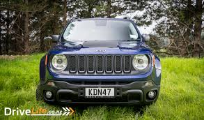 jeep renegade trailhawk blue 2016 jeep renegade trailhawk car review the trending small