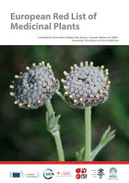european red list of medicinal plants pdf download available