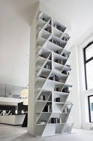 Leaning Shelves From Deger Cengiz by Leaning Bookcase Www More4design Pl U2013 Www Mymarilynmonroe Blog