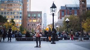 halloween 2014 in new york city youtube